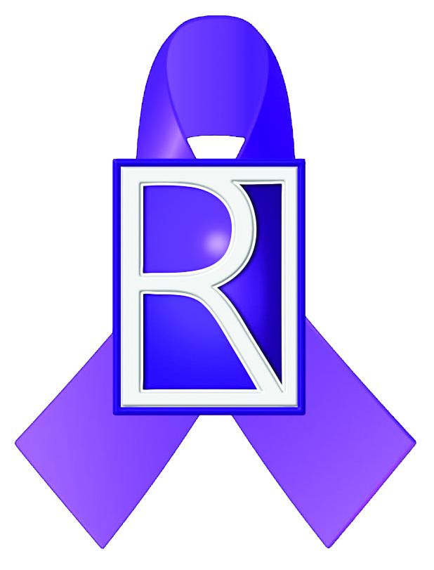 Rockville Goes Purple Ribbon